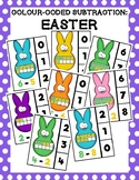 Easter Colour-Coded Subtraction