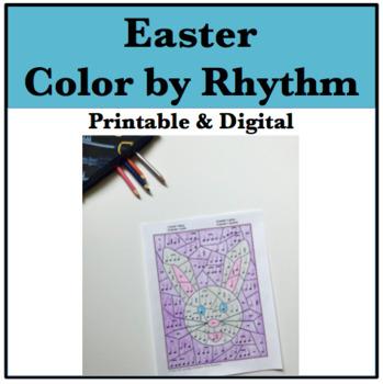 Easter Colour by Rhythm! (Set of 3)