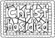 Easter Colouring Pages ~ Bible Religious Theme