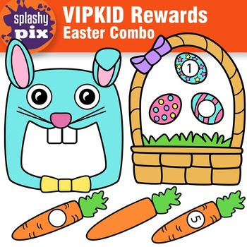 Easter Combo VIPKID Rewards