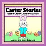 Easter Reading Passages - Stories and Activities (2nd grade Common Core)