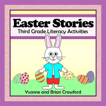 easter writing activities for third grade