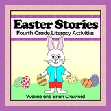 Easter Reading Passages - Stories and Activities (4th grade Common Core)