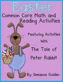 Easter Common Core Math and Reading Activities