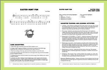 """Easter Song 