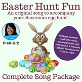 "Original Easter Song | ""Easter Hunt Fun"" by Lisa Gillam 