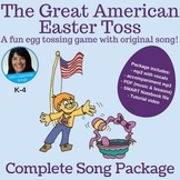 "Easter Singing Game | ""The Great American Easter Toss"" 