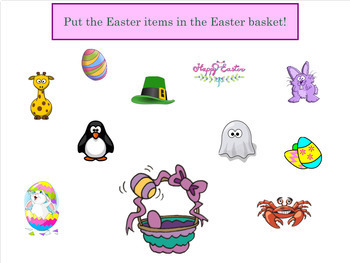 "Easter Poem  | ""My Easter Shaker"" by Lisa Gillam 