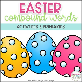 Compound Words - Activities and Printables - Easter