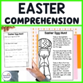 #luckydeals Easter Reading Comprehension Passages and Questions