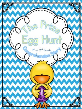 Easter Comprehension Story with Questions