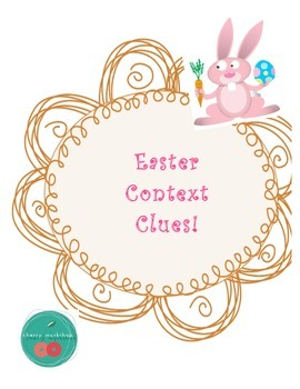 Easter Context Clues!
