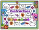 Easter Contractions Game - 30 Sets of Matching Cards / Gam