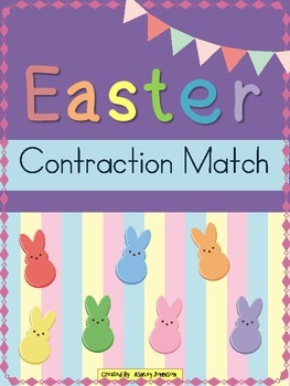 Easter Contractions Match