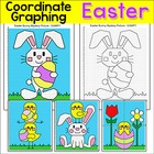 Easter Math Coordinate Graphing Ordered Pairs - Easter Activities