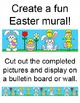 Easter Math Coordinate Graphing Ordered Pairs: Easter Bunn