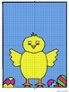 Easter Coordinate Graphing Ordered Pairs Mystery Picture: Plucky