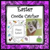 Easter Cootie Catcher