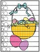 """Easter """"Count By"""" Puzzles (1's, 2's, 5's and 10's)"""