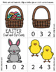 Easter Count and Clip Cards - Numbers 1-20