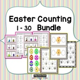 Easter Counting 1-30 Bundle