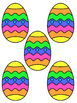 Easter Counting Full Page