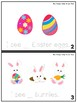 Easter Counting Book 1-10