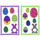 Easter Counting Cards (numbers 1-20)