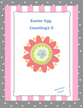 Easter Counting Cut & Create