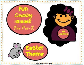 Easter Counting Game