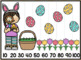 Easter Math Center Counting Puzzles {FREEBIE}