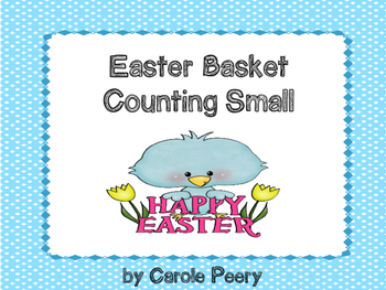 Easter Counting Small