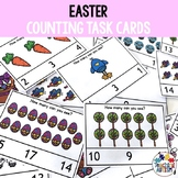 Easter Math, Counting Task Cards