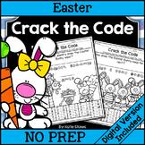Easter Crack the Code | Printable & Digital