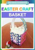 Easter Craft Activity - Make an Easter Basket