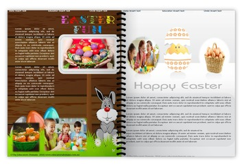 EYLF Easter Activty Pack with Editable Pages