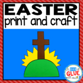 Easter Religious Craft Activity and Creative Writing