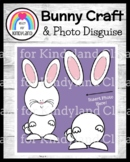 Easter Craft: Bunny and Photo Disguise