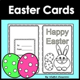 Easter Craft- Easter Day Coloring Cards