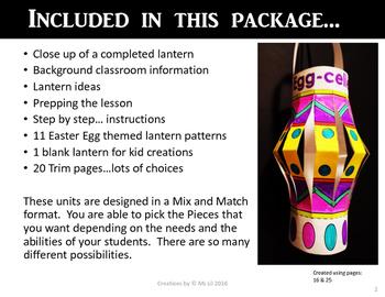 Easter Craft  ::  Easter Egg Activity ::  Easter Egg Craft