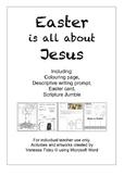 Easter Craft - Jesus