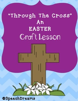 Easter Craft Object Lesson FREE