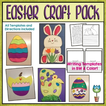 Easter Craft Pack