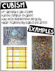 Easter Craft and Art History with Mondrian