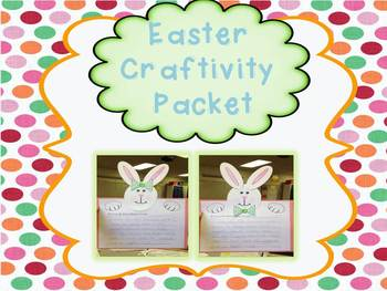 Easter Writing Craftivity Packet