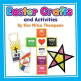 Easter Crafts & Activities Printable Book