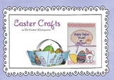 Easter Crafts - Printable Templates