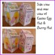 Easter Crafts - The Easter Egg Hut & The Bunny Hut