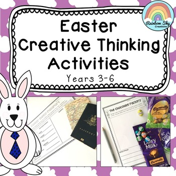 Easter Creative Thinking Pack
