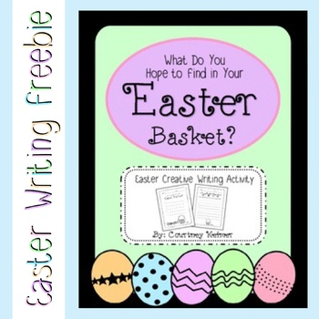 Easter Creative Writing Activity